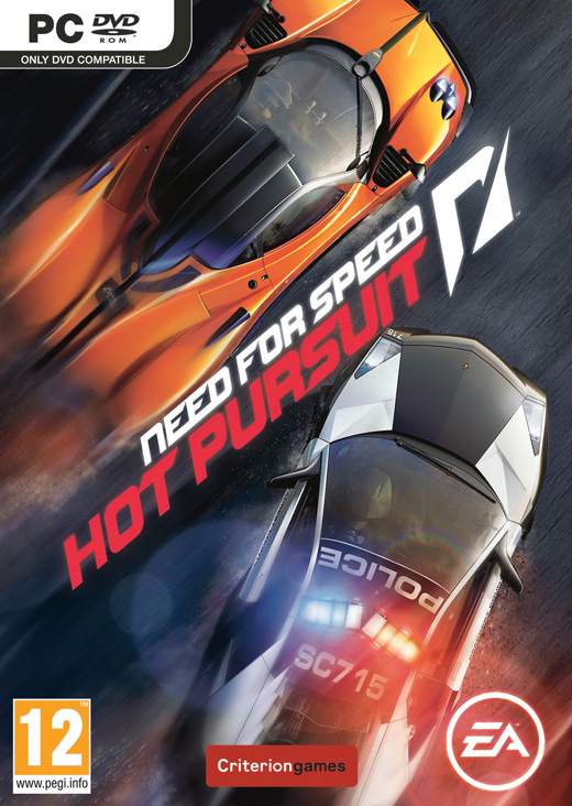 boxshotlarge Download Need For Speed: Hot Pursuit per PC in ITALIANO