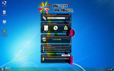 lili Installare Linux da Penna USB in modalità Live