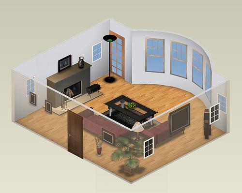 Progettare una casa online con piantina e arredamento for Software progettazione casa