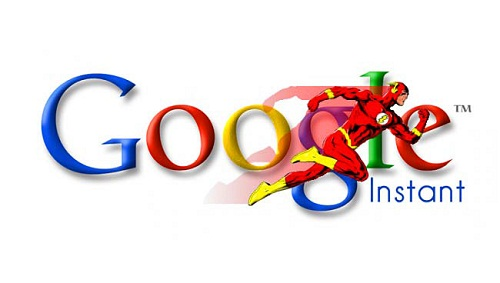 Google Instant Wordpress
