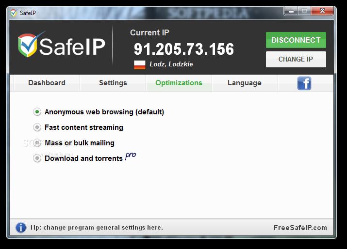 SafeIP 3