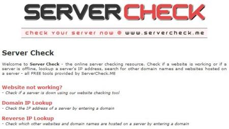 ServerCheck