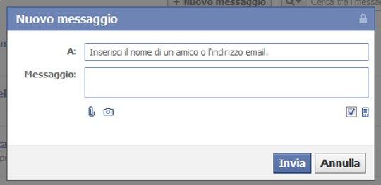 messaggi multipli su facebook Come bloccare i messaggi privati su Facebook