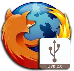 Firefox USB profile Come Usare Firefox da chiavetta usb