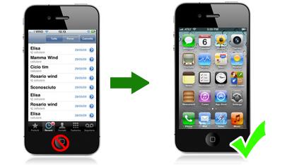 %name Come Calibrare il tasto Home delliPhone o dell'iPad