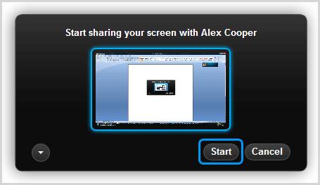 schermopc Condividere lo schermo del PC in modo semplice e gratuito!