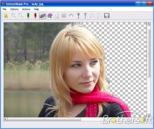 Cancellare lo sfondo da una foto