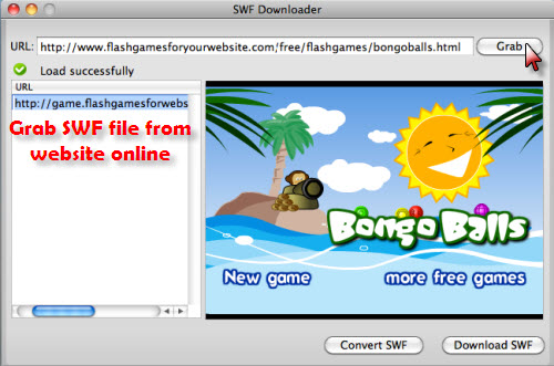 how to download swf files on chrome