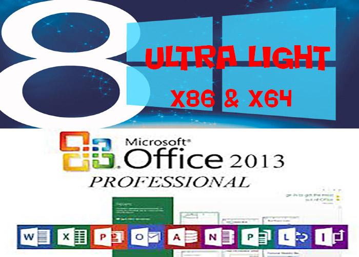 Windows8UltraLite Windows 8 Ultra Lite: la Versione Leggera per PC Vecchi e Datati – Download