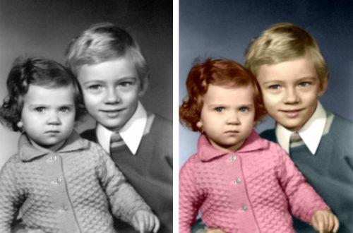 colorare foto bianco nero photoshop Come colorare una foto in bianco e nero con Photoshop