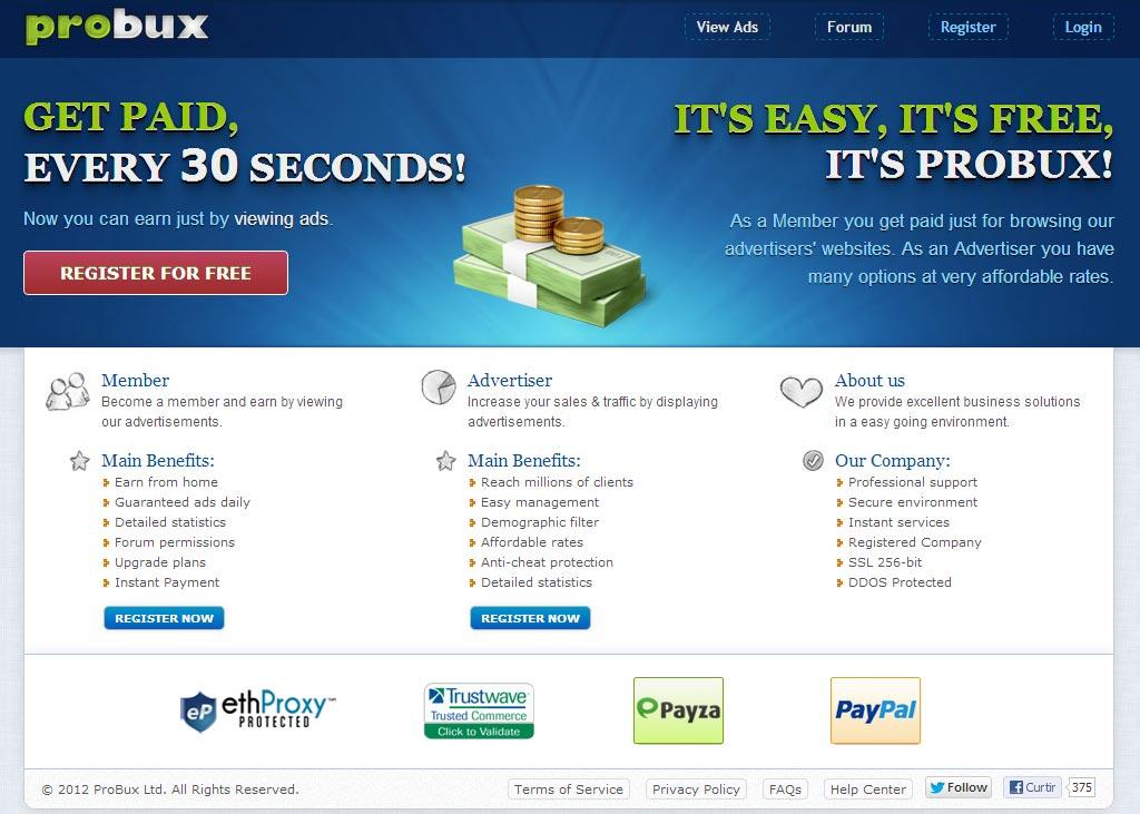 site probux Miglior strategia per Guadagnare con ProBux   Guida Completa