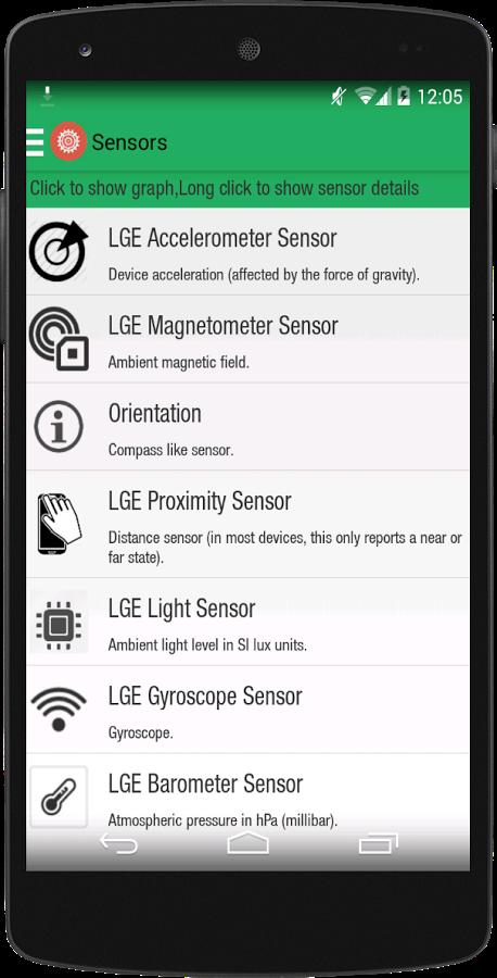 unnamed  Testare tutti i Sensori e la CPU del nostro smartphone e tablet Android con  S Tools