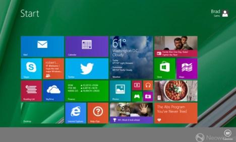 windows81 Come Baypassare la proceduta di attivazione di WINDOWS 8.1
