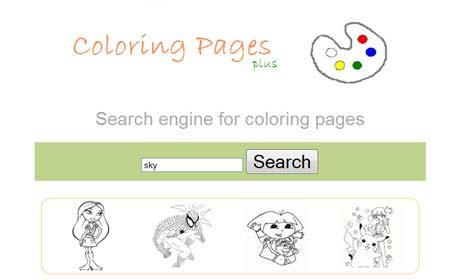 coloringpages Miglior Motore di Ricerca Disegni da Colorare per Bambini