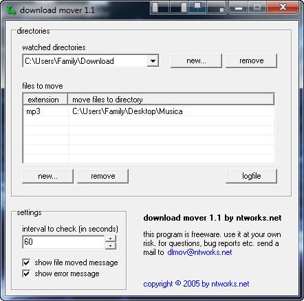 download mover Come Salvare Download in Cartelle diverse Automaticamente con  Download Mover