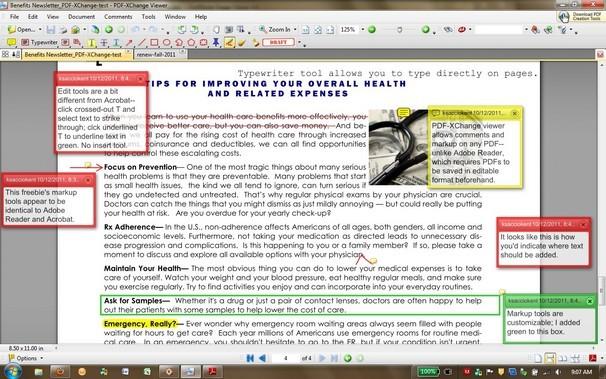 software manufacturer pdfxchange viewer 948401 g3 Come convertire PDF in JPG e come riconoscere caratteri da PDF con PDF XChange Viewer