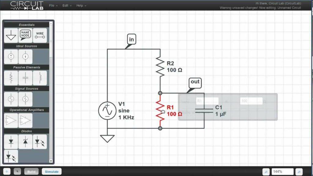 Come creare e progettare circuiti elettronici online con for Progettare una lavanderia online gratuitamente