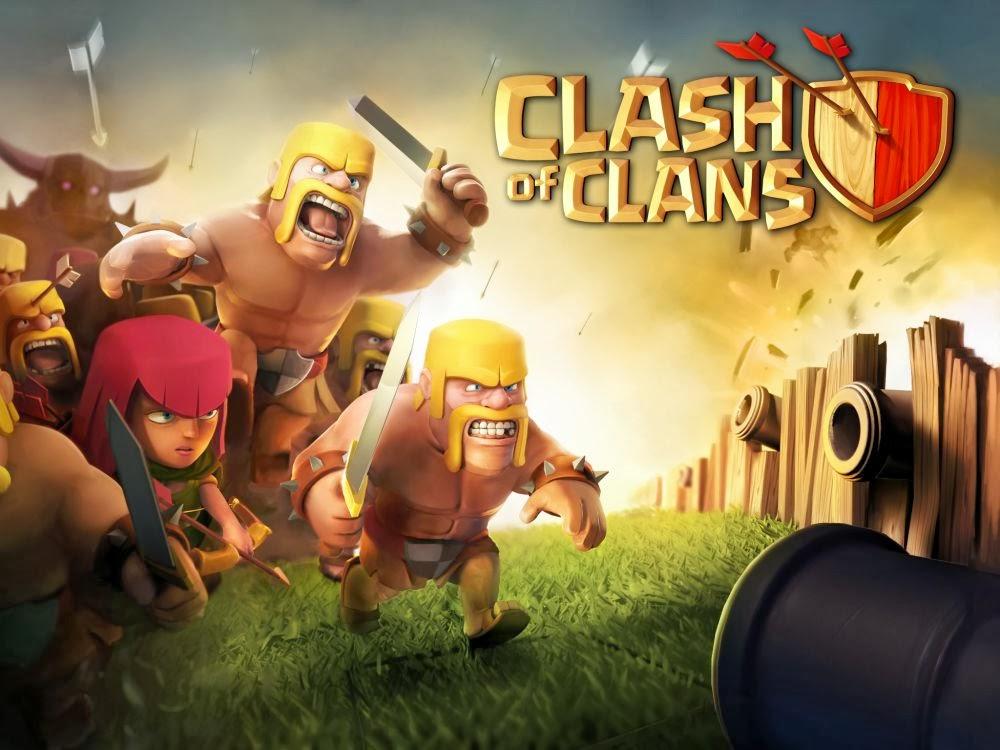 clash of clans1 Come Produrre oro più velocemente in Clash of Clans