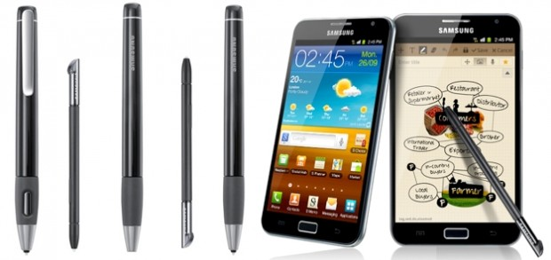 Galaxy Note S Pen New Features