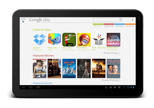 google play store tutti tablet android 540x380 Come installare Google Play Store su qualsiasi Tablet Android