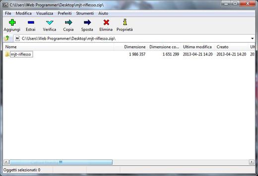 7zip Le migliori alternative gratuite a winzip e winrar per aprire gli archivi compressi