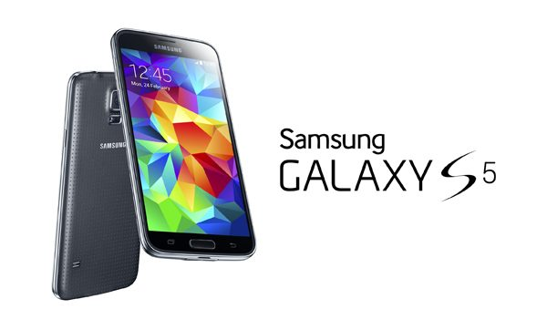 Galaxy S5 Header