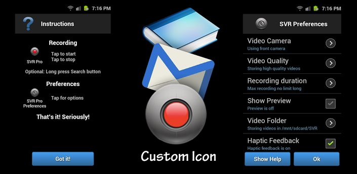Secret Video Recorder Pro APK 10.0 Cracked Premium Android