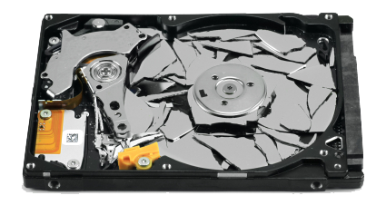 broken hard drive Come Riparare un Hard Disk danneggiato o Rotto