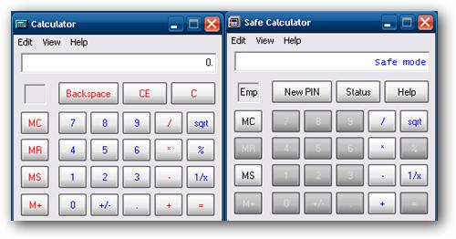 image30 Nascondere File in una Calcolatrice con Safe Calculator