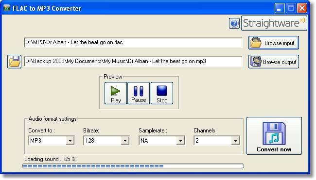 flac mp3 converter I Migliori Programmi per convertire Flac in Mp3