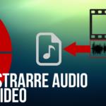 Come estrarre audio da un video