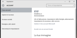 Email Login windows 10 1