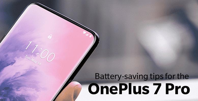 Come allungare la durata della batteria su OnePlus 7 Pro