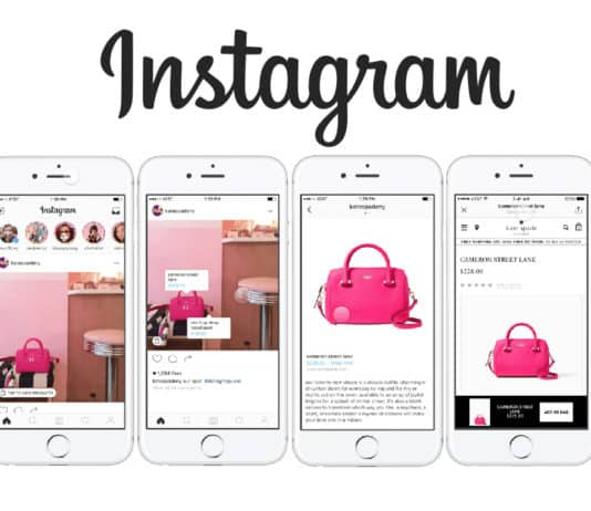 Shopping Instagram