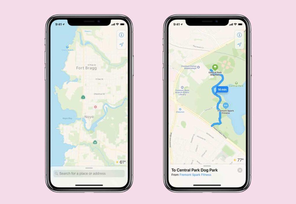 Apple Mappe