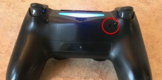 Come resettare controller PS4