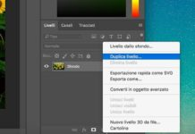 Come fare un bordo con Photoshop