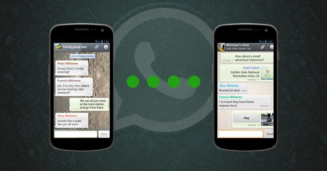 Cambiare il numero WhatsApp su iPhone